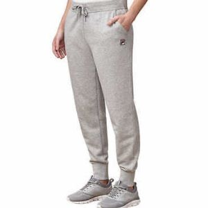 fila ladies heritage french terry jogger